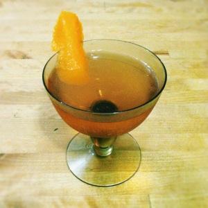 gin & orange