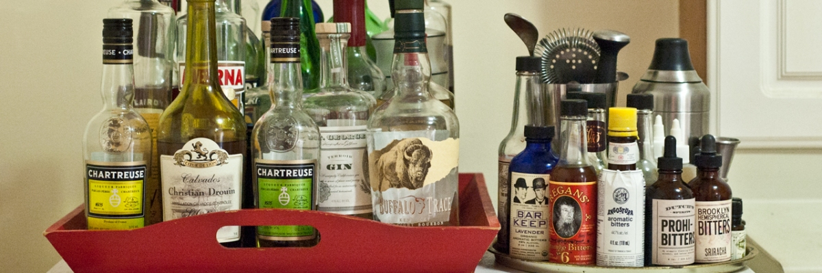 My Home Bar | Home Bar Girl