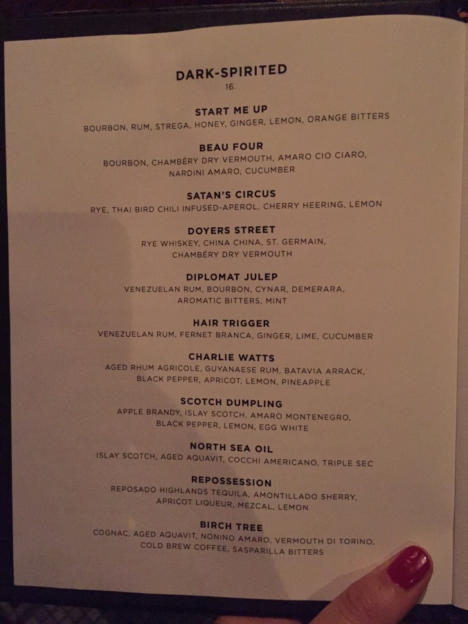 Nomad Bar List