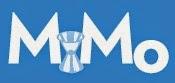 Blue MxMo Logo