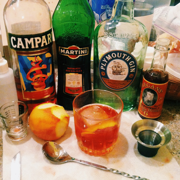Improved Negroni 4