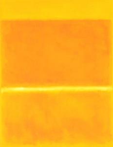 rothko saffron 1957