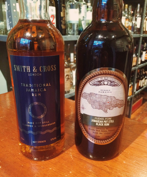 Smith & Cross, Hamilton Jamaican Black Rum