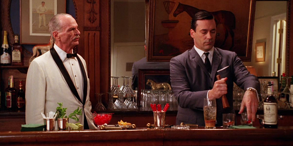 Mad Men Modern Old Fashioned