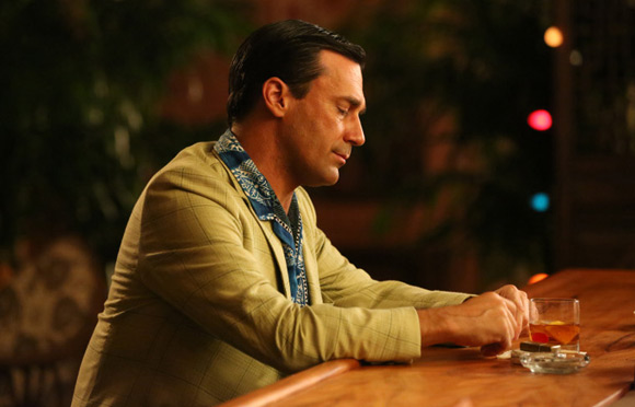 Mad Men Old Fashioned Hawaii
