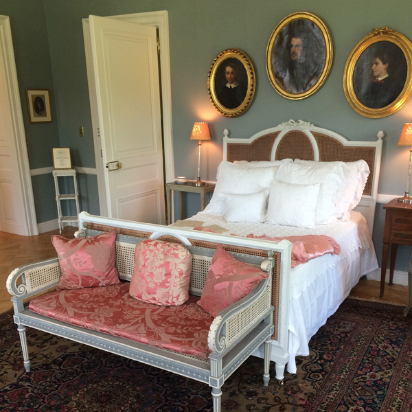 The Mount Edith Wharton Bedroom