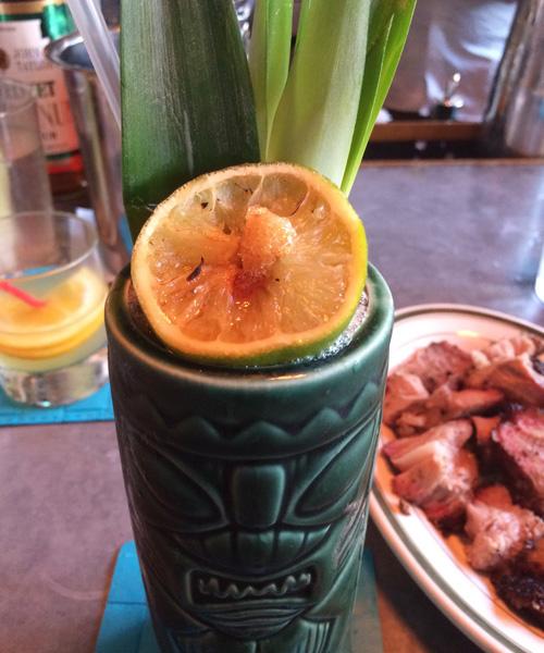 Hamilton Rum Reanimator