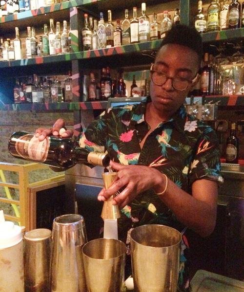 Shannon Gladys Hamilton Rum