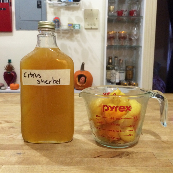 Citrus Sherbet 2