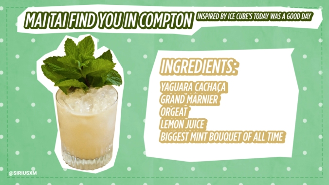 Mai Tai Find You in Compton