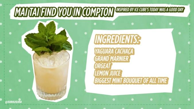 Mai Tai Find You in Compton